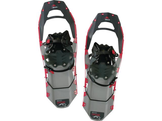 MSR Revo Exp*** 22 Snow Shoes Women, bright coral
